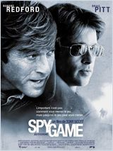 Film Spy game, jeu d'espions