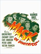 Film Le Masque de Dimitrios