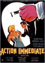 Film Action imm�diate